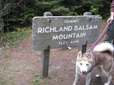 Cheoah at Richland Balsam