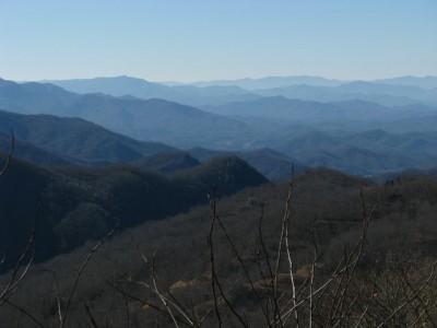 Thunderstruck Ridge