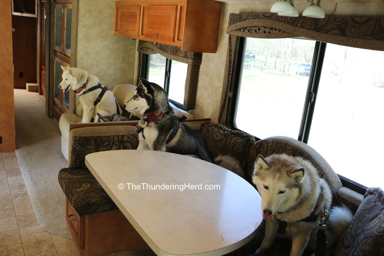 Our Rv Setup The Thundering Herd