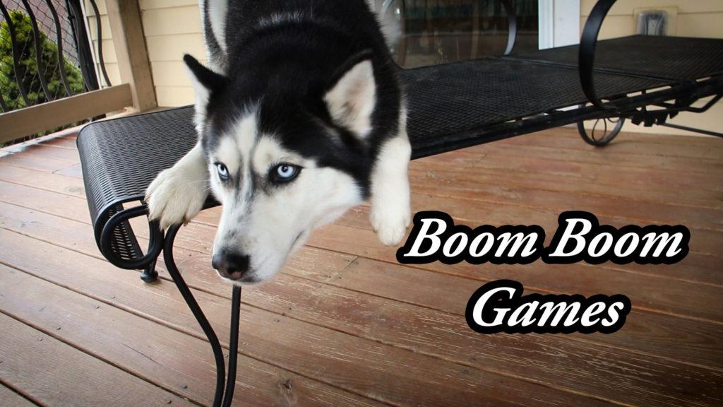 Boom Boom Games – Film Friday