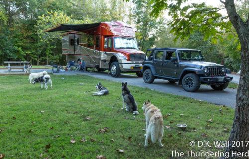 New RV Shakedown Weekend