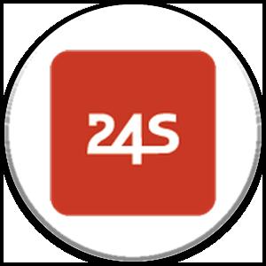 Website - 24S Button